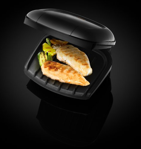 The Classic George Foreman Grill is the best known electric grill