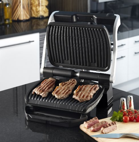 electric grill the Tefal Optigrill