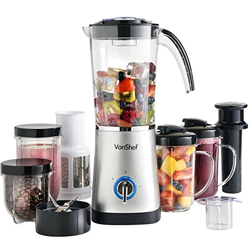 a multi function blender the VonShef 4 in 1