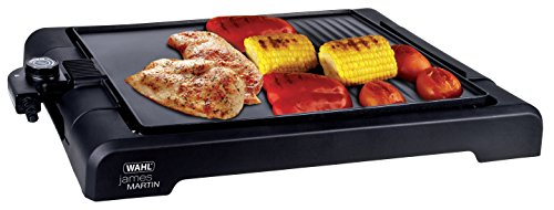 The griddle is an electric grill which cooks like a hotplate