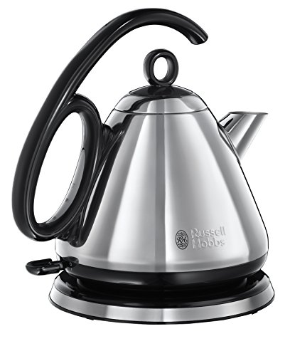 This Russell Hobbs legacy electric Tea kettles have a traditional handle