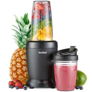 a personal  blender make individual smoothies and sports drinks