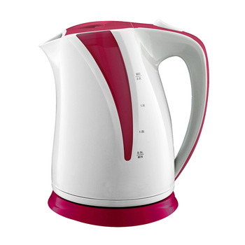 Generic plastic  tea kettles  bought from China costing under £3