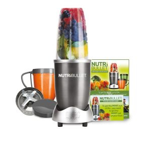 Nuirtibullet 600 personal  blender  with accesory pack