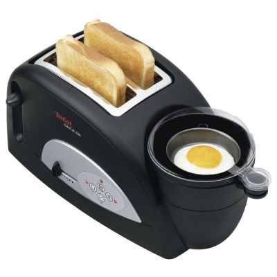 A Tefal dual funtion Toasters  that can also boil and poach eggs