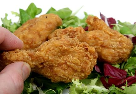 PainFree Shopping Air Fryer buying guide battered chicken
